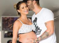 Gusttavo Lima quer preservar o filho após nascimento: 'Não vou postar o rosto'