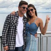 Ex-BBB Vivian Amorim oficializa namoro com Manoel: 'Desde o dia 6 de maio'
