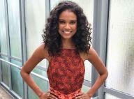 Aline Dias, grávida de 4 meses, anuncia sexo do filho com o namorado: 'Menino'