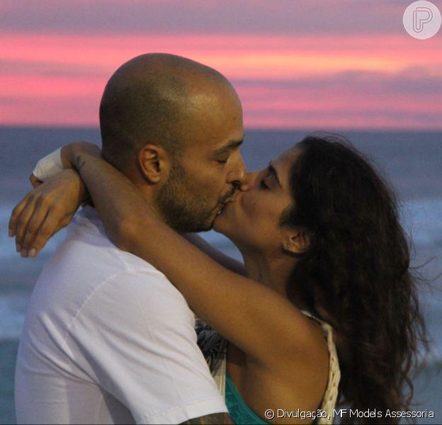 Camilla Camargo decidiu morar junto com o namorado, Leonardo Lessa