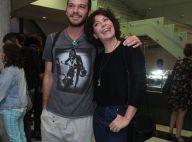 Emilio Dantas brinca sobre ciúme da namorada: 'Brigou por causa da Juliana Paes'