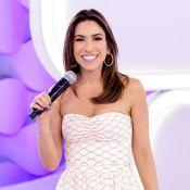 Patricia Abravanel substitui Eliana em programa: 'Farei tudo com muito carinho'