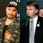 Bruno Gagliasso explica abandono do UFC por causa de Jair Bolsonaro: 'Coerência'