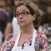 'MasterChef': Miriam tem prato elogiado e web reprova.'Aguentar mais uma semana'