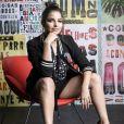A atriz   Gabriela Medvedovski, que interpreta a Keyla em 'Malhação - Viva a Diferença', revela que também já teve problemas com seu corpo: 'Tive t  ambém minhas épocas em que não estava satisfeita'