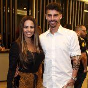Viviane Araujo dispensa casamento na igreja com Radamés: 'Só uma oficialização'