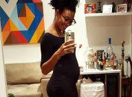 Sheron Menezzes, grávida de 5 meses, engordou 1,5kg: 'Não liberei geral'