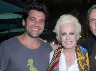Ana Maria Braga e o empresário Ruy Gregolim, 24 anos mais jovem, reatam namoro