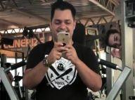 Naiara Azevedo, ao lado do marido, intensifica treino: 'Malhei 2 horas'. Vídeo!