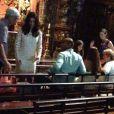 Filho caçula de Juliana Paes é batizado