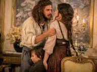 Novela 'Novo Mundo': Joaquim adota Quinzinho ao saber que ele não é seu filho