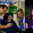 Lais Souza recebeu um recado de Ana Carolina, que teve sua música usada no processo de recuperação de Lais Souza