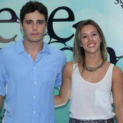 Thiago Rodrigues confirma separação de Cris Dias: 'Não estamos mais casados'