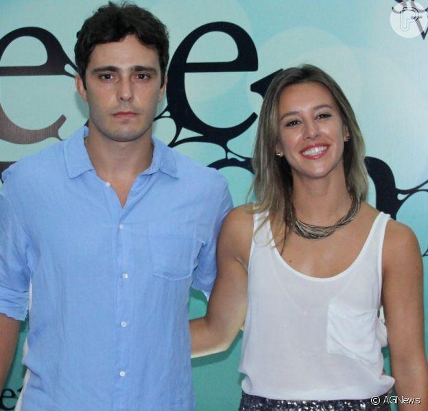 Cris Dias e Thiago Rodrigues estão oficialmente separados