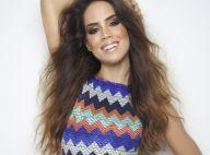Pérola Faria exibe boa forma de maiô após término de namoro: 'Ginástica local'