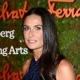 Demi Moore ficou sabendo da gravidez de Mila Kunis pelas notícias veiculadas, em 24 de março de 2014