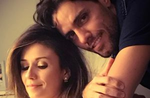 Paula Fernandes celebra 1º Dia dos Namorados ao lado de Thiago Arancam:'Te lovo'