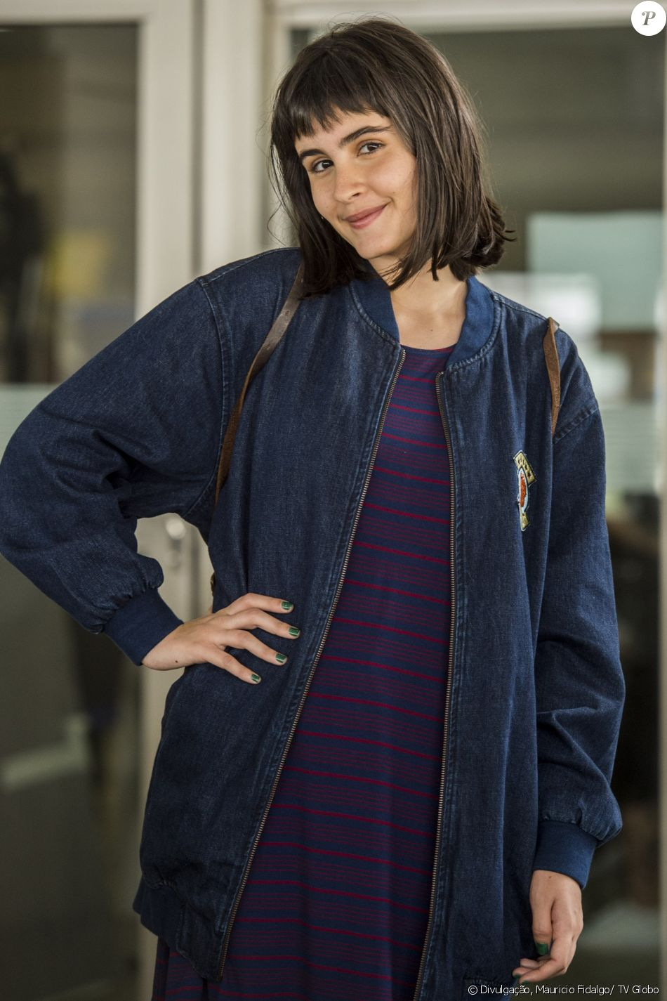 Bebeth (Valentina Herszage) acha que é culpada pela morte da mãe, na novela 'Pega Pega'