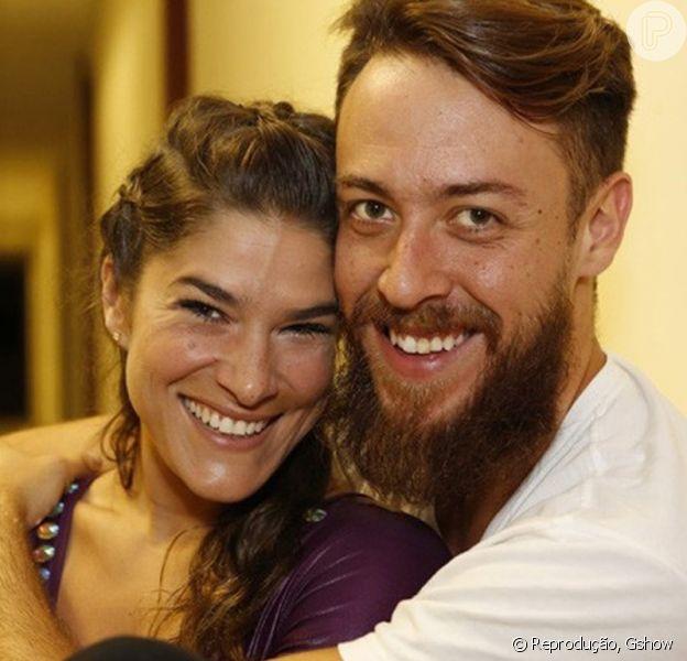 Priscila Fantin assume fim do casamento com Renan Abreu no Instagram, na noite desta segunda-feira, 12 de junho de 2017