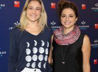 Fernanda Gentil sobre rotina com namorada:'Dá pra saber que maquiagem é de quem'