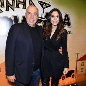 Daniela Albuquerque nega casamento de interesse e rebate críticas: 'Invejosos'