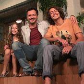 Danton Mello elogia Jaffar Bambirra, seu filho em 'Pega Pega': 'Muito talentoso'