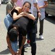 Bruna Marquezine participou da brincadeira do 'Eu Nunca' com Paulo Gustavo e Fiorella Mattheis antes de se encontrar com Neymar nos Estados Unidos