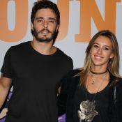 Thiago Rodrigues nega barraco com ex-mulher, Cris Dias, na Globo:'Falou bobagem'