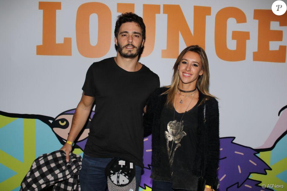 Thiago Rodrigues negou que teve um barraco com a ex-mulher, Cris Dias, na portaria da TV Globo