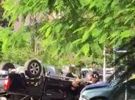 'A Força do Querer': Ivana se apavora ao presenciar acidente com namorado. Vídeo