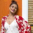 Juliana Paes não perdoaria mentira de marido como Bibi fará na novela 'A Força do Querer': 'Nem pensar', disse ela nesta quinta-feira, 15 de junho de 2017