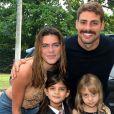 Mariana Goldfarb disse que mantém ótima relação com Sofia, de 5 anos, filha de Cauã Reymond com Grazi Massafera