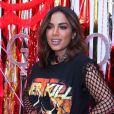 Anitta não quer assumir o namoro pois seu novo par é discreto