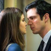 Novela 'Pega Pega': Luiza pede a Eric para namorar escondido. 'Segredo'