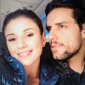 Paula Fernandes se declara ao namorado, Thiago Arancam: 'Tudo é especial'