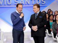 Silvio Santos anuncia que fará quarta cirugia plástica: 'Vou dar uma puxada'