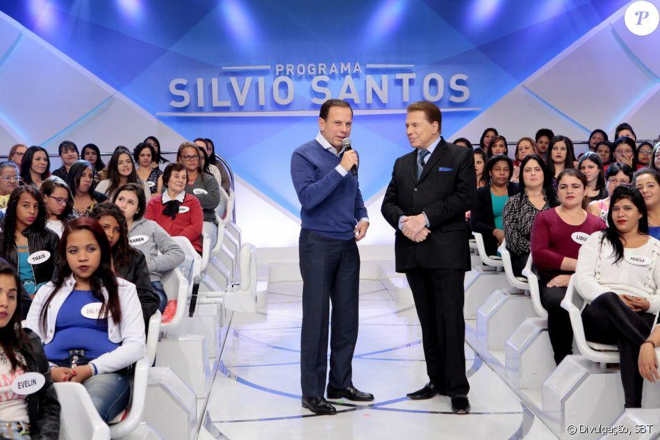 Silvio Santos revela que fará sua quarta cirurgia plástica, em 18 de junho de 2017