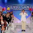 Silvio Santos bateu carro na escada do SBT