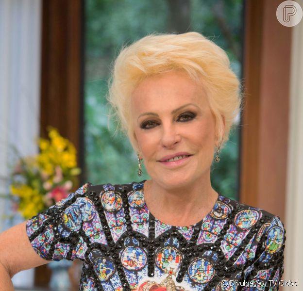 Ana Maria Braga levou chamada ao ligar para número errado no 'Mais Você' desta segunda-feira, 19 de junho de 2017: 'Desculpa'