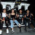 Bruna Marquezine e Neymar se divertiu no parque de diversões com amigos