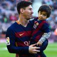 P resentes do casamento de Lionel Messi e  Antonella Roccuzzo serão doados  à Fundação Messi