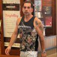 Leandro Hassum tem mostrado sua evolução desde que passou por uma cirurgia bariátrica