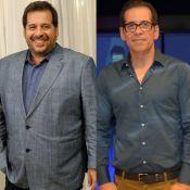 Leandro Hassum, 65 kg mais magro, posta foto comparando seu corpo: 'Orgulho'