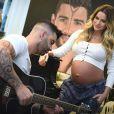 Andressa Suita, mulher de Gusttavo Lima, está na reta final da primeira gravidez