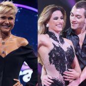 Xuxa entrega namoro de Jade Barbosa e Lucas Teodoro, do 'Dancing Brasil':'Casal'