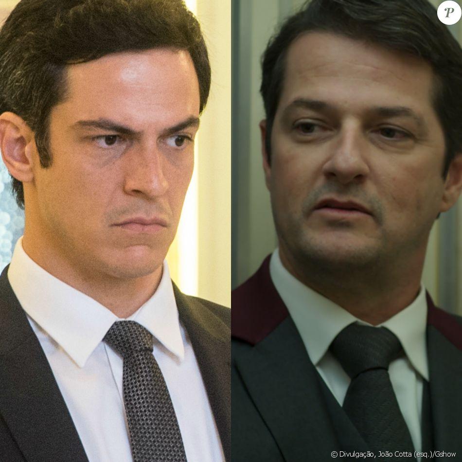 Malagueta revela farsa de Luiza para Eric, na novela 'Pega Pega&#039, em 14 de julho de 2017