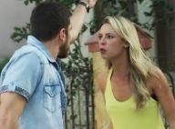 'A Força do Querer': Jeiza fica furiosa ao ver Zeca com bebê de Ritinha. 'Ciúme'