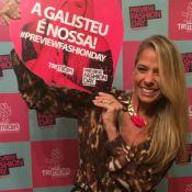 Adriane Galisteu fala sobre conviver com Ana Hickmann na Record: 'Não ligo'
