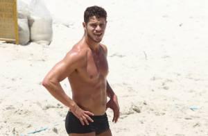 José Loreto, noivo de Débora Nascimento, fala de novo papel na TV: 'Sensual'