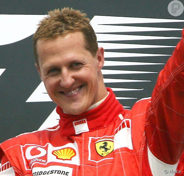 Schumacher começou a dar sinais de consciência